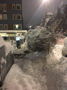 Snöoväder 20161109